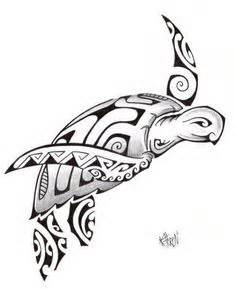 turtle polynesian tattoos
