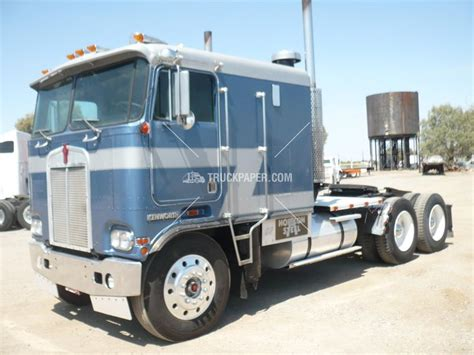 kenworth t680 for sale canada 1978 kenworth k100c heavy duty trucks cabover trucks w