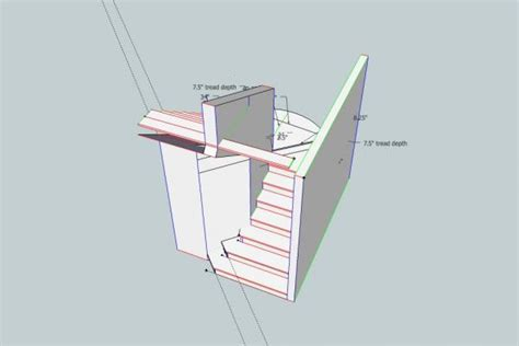 Front of stair tread always a bullnose? Other tips