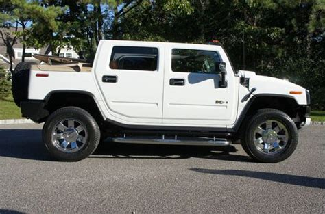 how cars work for dummies 2008 hummer h2 engine control sell used 2008 hummer h2 luxury convertible for sale air ride very rare only 3589 miles in
