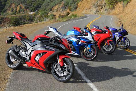 Moto Suzuki 1000cc Comparativa Motos 1000cc Japonesas 2012 Con En