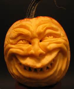 20 creative pumpkin carving ideas