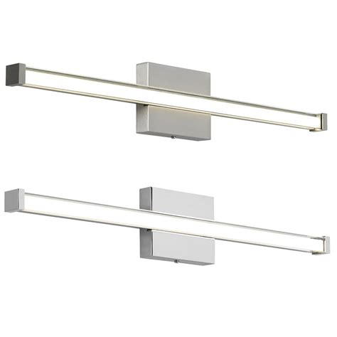 Modern Led Bathroom Lighting Tech 700bcgiar Contemporary Led Bathroom Lighting Fixture Tch 700bcgiar