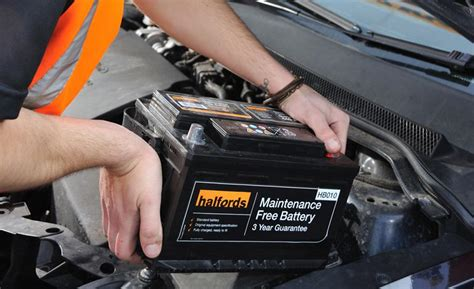 peugeot car battery help advice halfords car battery fitting service