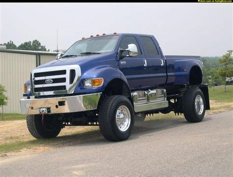 Ford F650 Truck by Lifted F650 Trucks Gallery
