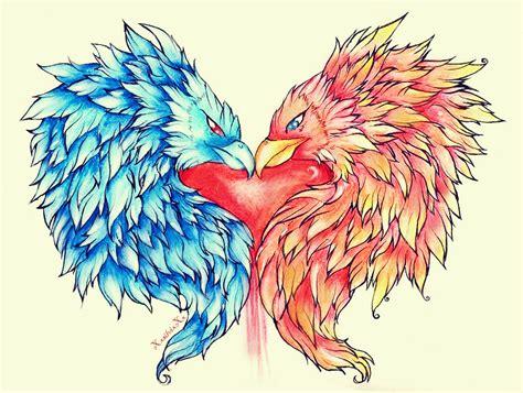 phoenix tattoo we heart it heart of the phoenix tattoo design by xxsilvixx on deviantart