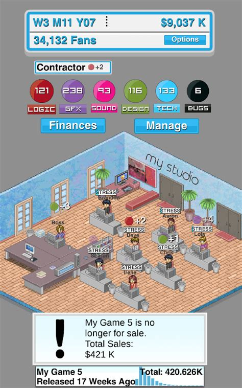 game dev tycoon ultimate mod editor download game studio tycoon android apps on google play
