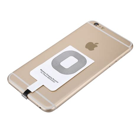 wireless charger receiver  iphone  iphone se