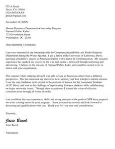 Writing A Compelling Cover Letter how to write a compelling internship cover letter