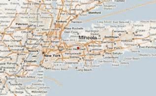 mineola location guide