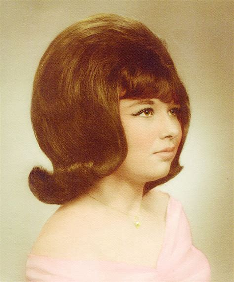 big hairstyles the bigger the better hairstyles of the 1960s
