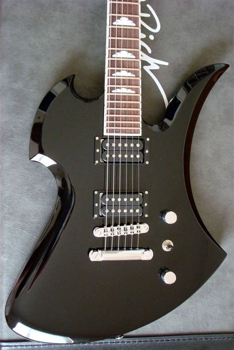 Bc Rich Handmade - guitarqueue bc rich usa handcrafted mockingbird deluxe