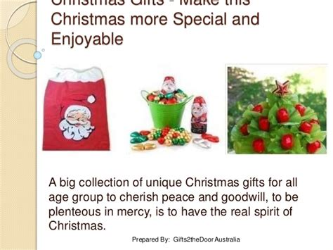 christmas gifts make your christmas more special and