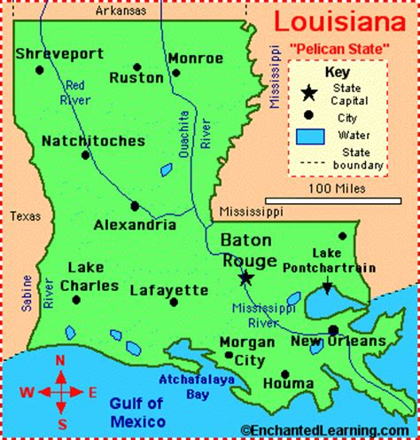 louisiana map baton baton louisiana map