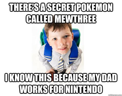 Pokemon Kid Meme - he was right all along pokemon