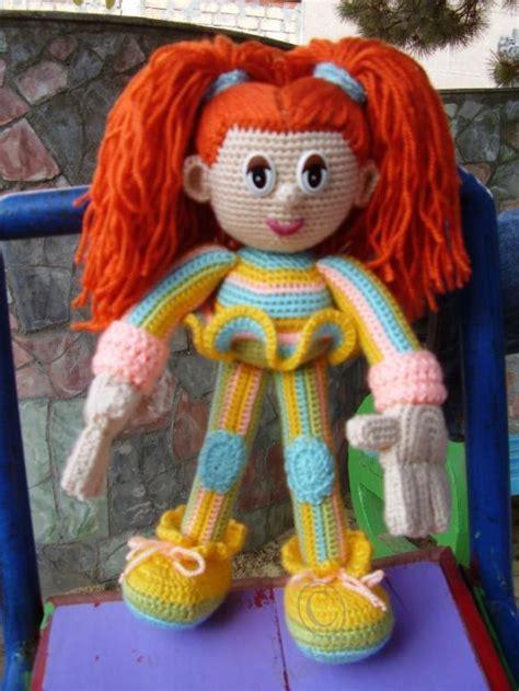 Вязать куклу маргаритку