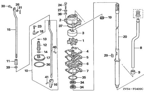 yamaha outboard engine diagram yamaha outboard motors