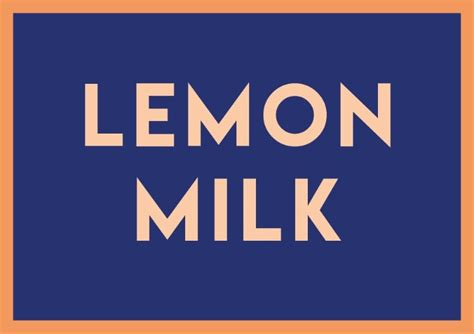 dafont lemon milk the 10 best fonts on dafont