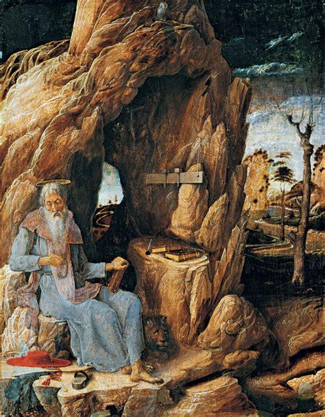 sant jeroni al desert mantegna viquipedia