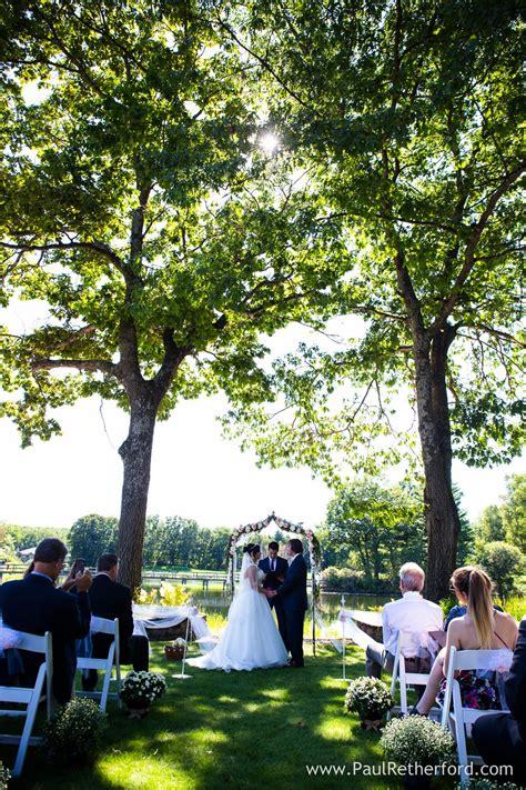 Backyard Wedding Michigan Michaywe Gaylord Wedding Photo 39 Northern Michigan