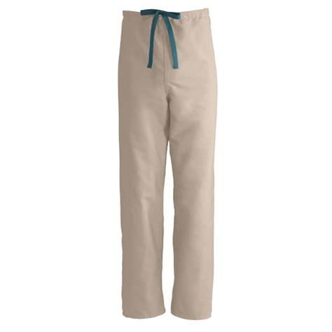Scrub Kaki medline comfortease scrubs comfortease unisex reversible scrub khaki medium 1 each