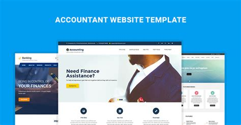 Accountant Wordpress Themes For Accounting Ca Cpa Chartered Websites Skt Themes Chartered Accountant Website Templates Free