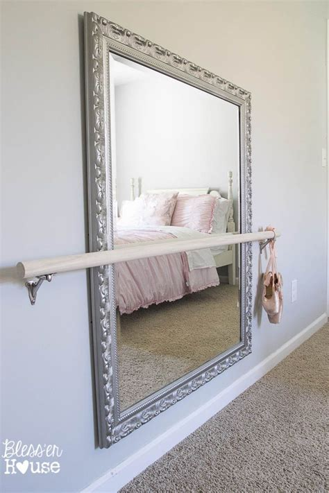 ballet barre in bedroom best 25 hanging heavy mirror ideas on pinterest ballet