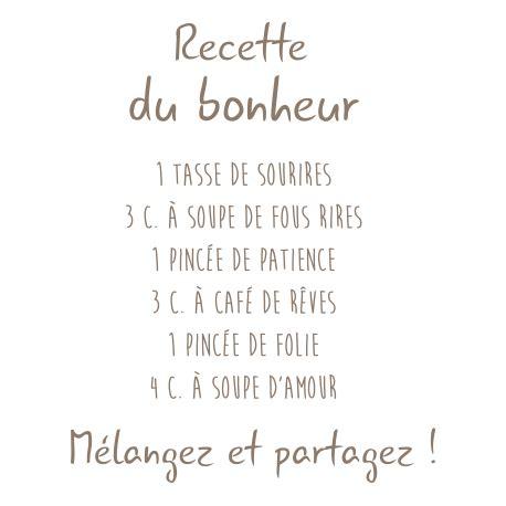 cuisine du bonheur fr 28 images sticker citation