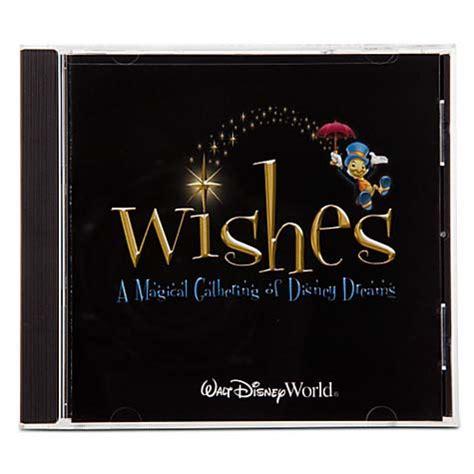 disney cd wishes magic kingdom fireworks