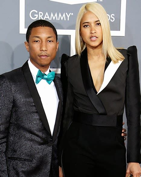 who is helen lasichanh chatter busy pharrell married model helen lasichanh