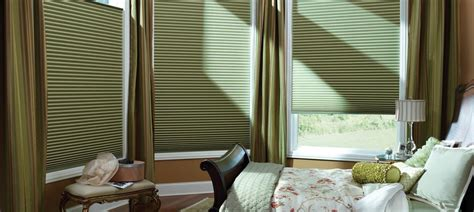 why choose custom window treatments energy efficient duette honeycomb shades archives