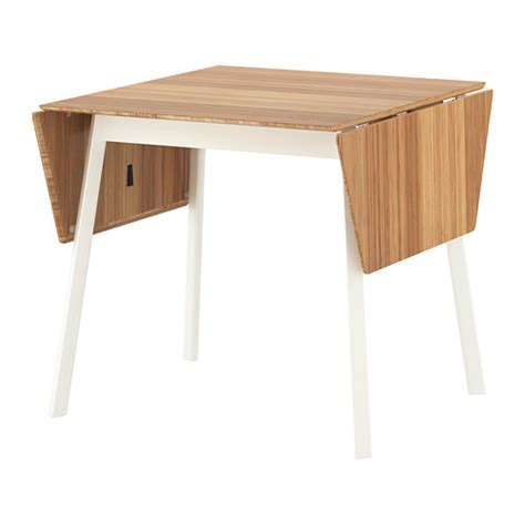 Délicieux Table Salle A Manger Extensible Ikea #5: ikea-ps-table-a-rabats-blanc__0138625_PE298367_S4.JPG