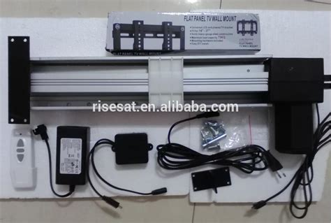 Electric Lcd Tv Lift With Rolling Wheels Trade