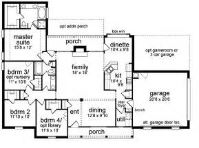 Ordinary House Plans Single Story 2000 Sq Ft #6: EEA323-LVL1-LI-BL-LG.GIF