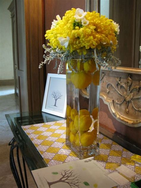 yellow and gray baby shower centerpieces 39 best gray and yellow baby shower images on child room yellow baby showers and