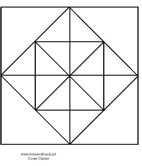 Cootie Catcher Origami - cootie catchers general classroom stuff