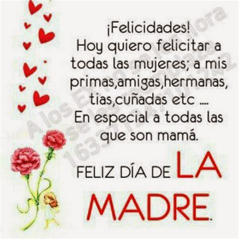 spanish mothers day poems happy mothers day quotes in espanol quotesgram