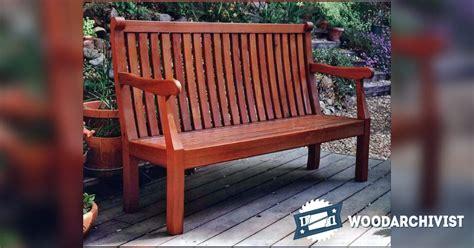 japanese garden bench plans garden bench plans woodarchivist