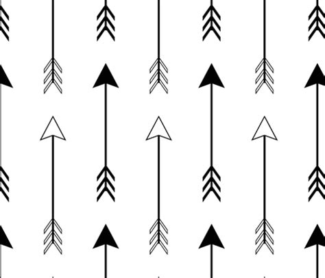 black and white arrow wallpaper large black and white arrows fabric sierra gallagher