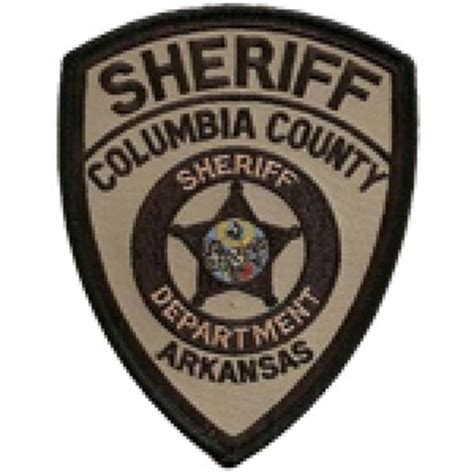sheriff b e greer columbia county sheriff s office