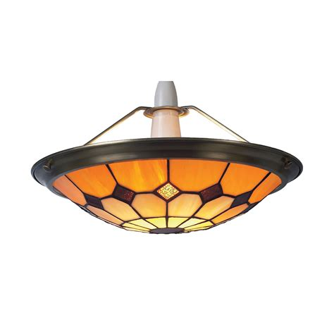 Ceiling Light With Shade Bistro Ceiling Light Shade Uplighter 35cms