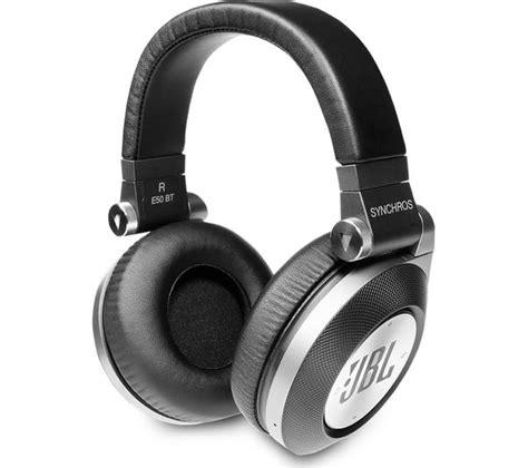 Headset Jbl E50bt Buy Jbl E50bt Wireless Bluetooth Headphones Black Free Delivery Currys