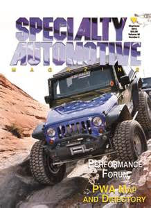 orfab or fab jeep on the cover of specialty