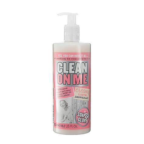 Is Shower Gel Soap by Rank Style Soap Clean On Me Moisture