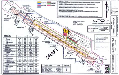layout design of airport pinedale updates what s happening pinedale wyoming