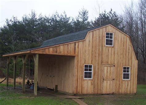 Outdoor Barns Sheds by Funk Outdoor Enterprises Sheds Barns Garages Gallery