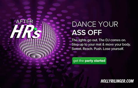 holly rillinger dance party fit event