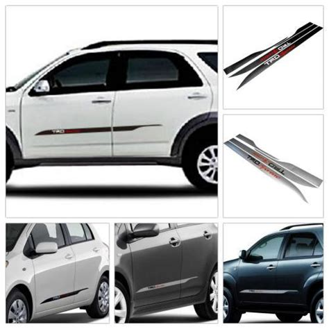 Stiker Mobil Trd Sportivo 1 jual stiker sing trd sportivo avanza innova yaris