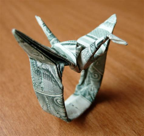 5 Dollar Bill Origami - 25 exceptional dollar bill origami exles brain