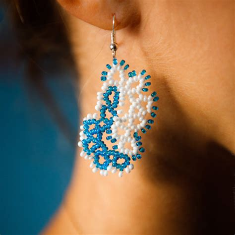 bead earrings how to make how to make seed bead earrings nbeads